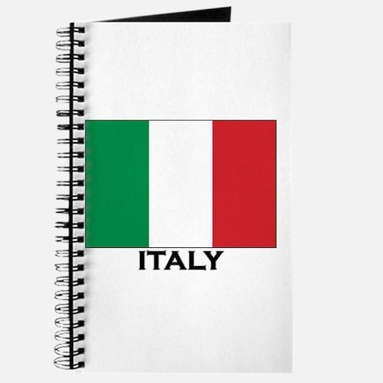 Italy Flag Stuff Journal