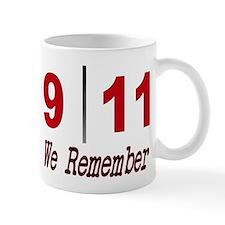 9 11 We Remember Mug