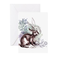 Freaky Bunny Greeting Cards (Pk of 10)