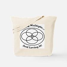 Living Multiple Loving It! Tote Bag