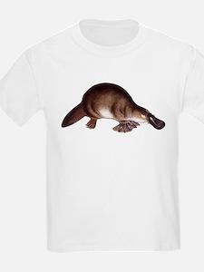 Platypus Kids T-Shirt