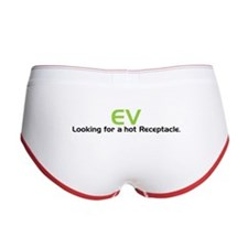 Electric Vehicle Hot Receptacle Women's Boy Brief