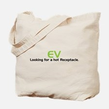 Electric Vehicle Hot Receptacle Tote Bag