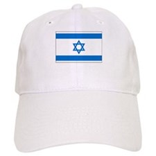 Israel Flag Picture Baseball Cap
