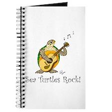 Sea Turtles Rock Journal