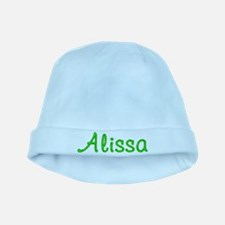 Alissa Glitter Gel baby hat