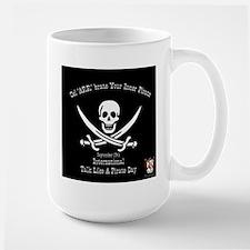 Talk Like A Pirate Large Mug