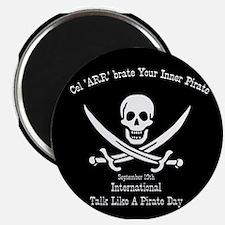 Talk Like A Pirate Magnet