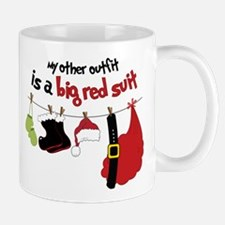 Big Red Suit Mug