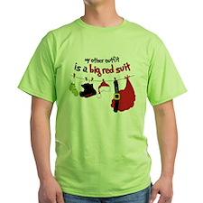Big Red Suit T-Shirt