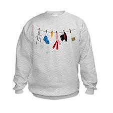 Snowman Clothing Sweatshirt