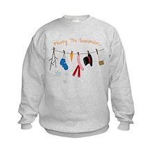 Frosty The Snowman Sweatshirt