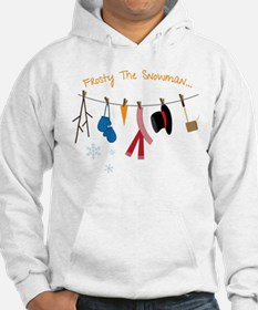 Frosty The Snowman Jumper Hoody