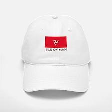 The Isle Of Man Flag Stuff Baseball Baseball Cap