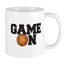 Game On Basketball Mug