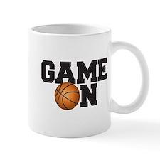 Game On Basketball Small Small Mug