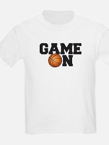 Game On Basketball T-Shirt