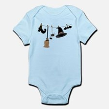 Witch Clothing Infant Bodysuit