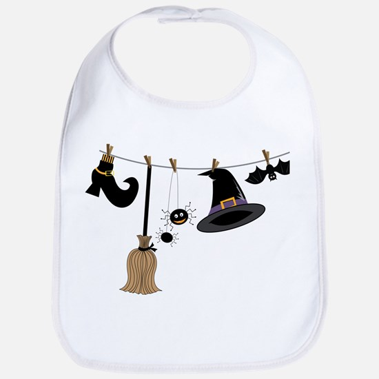 Witch Clothing Bib