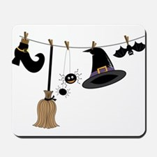 Witch Clothing Mousepad