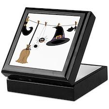 Witch Clothing Keepsake Box