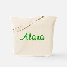 Alana Glitter Gel Tote Bag