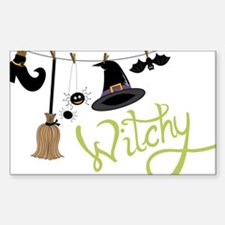 Witchy Decal