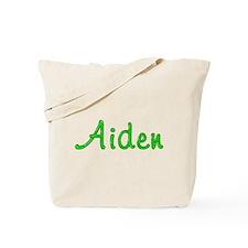 Aiden Glitter Gel Tote Bag