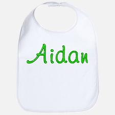 Aidan Glitter Gel Bib