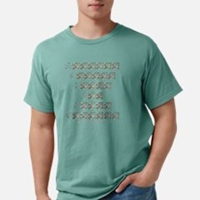 Fac ut vivas Mens Comfort Colors Shirt
