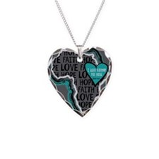 Cute Africa Necklace