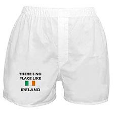 Flag of Ireland Boxer Shorts
