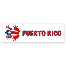 Puerto Rico - PR - Coqui Stickers