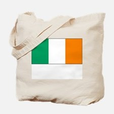 Ireland Flag Picture Tote Bag
