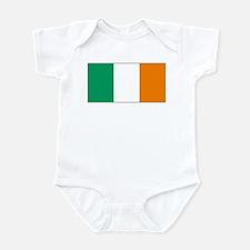 Ireland Flag Picture Infant Bodysuit