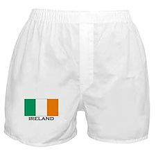 Ireland Flag Stuff Boxer Shorts