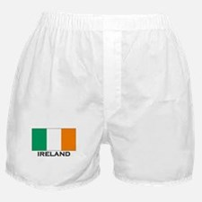 Ireland Flag Stuff Boxer Shorts