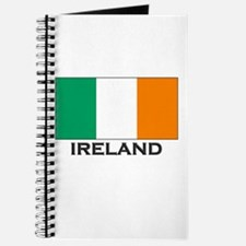 Ireland Flag Stuff Journal