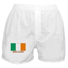 Ireland Flag Gear Boxer Shorts
