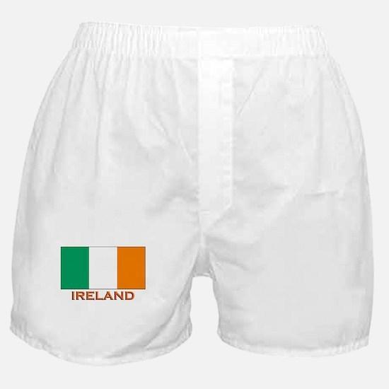 Ireland Flag Gear Boxer Shorts