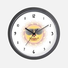 Sunshine...Wall Clock