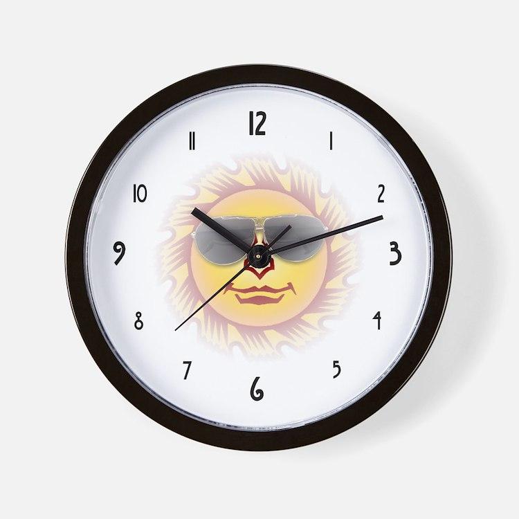 Sunshine...Wall Clock