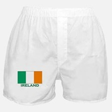 Ireland Flag Merchandise Boxer Shorts