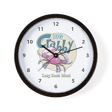 Big Crabby... Wall Clock