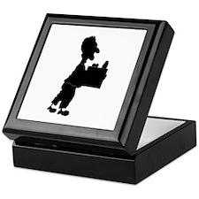 Special MOVING MAN Section Keepsake Box