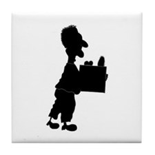 Special MOVING MAN Section Tile Coaster