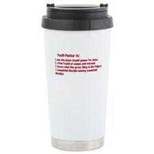 Cute Jesus and disciples Travel Mug