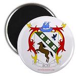 BC Renfest Crest Magnet
