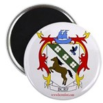 """BC Renfest Crest 2.25"""" Magnet (10 pack)"""