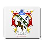 BC Renfest Crest Mousepad